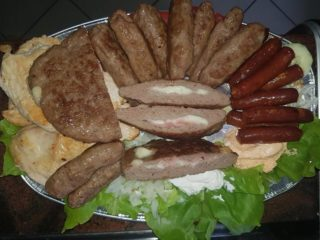 Mixed grill meat 1kg delivery