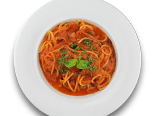 Pasta All Amatriciana delivery