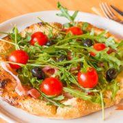 Mediteran pizza
