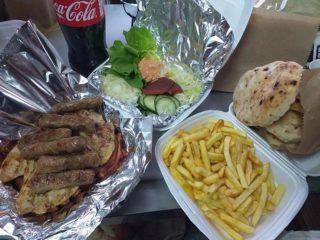Porodični ručak Gurman roštilj iz Leskovac dostava
