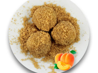 Apricot dumplings Botako picerija delivery
