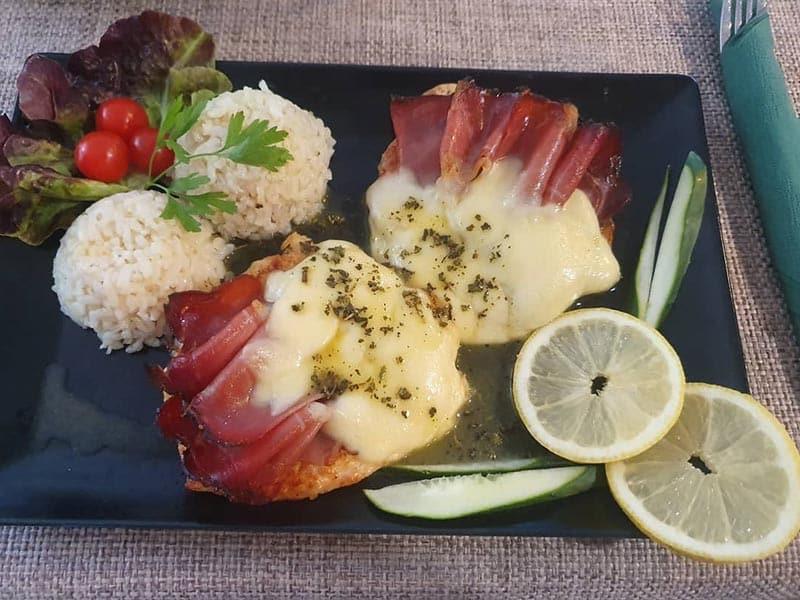 Saltimbocca piletina dostava