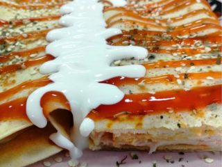 Pancake cheese, pecenica delivery