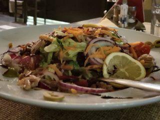 Tuna obrok salata Restoran Vespucci dostava