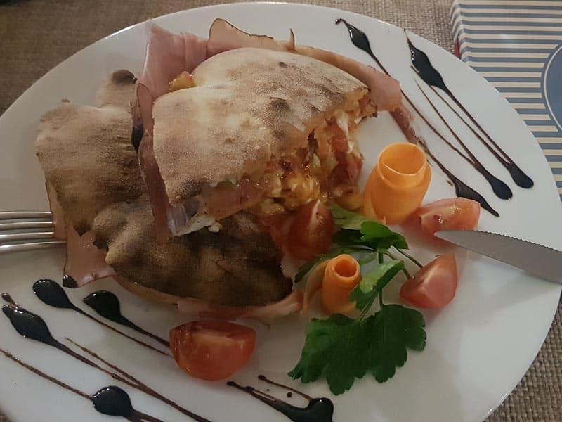 Vespucci sendvič dostava