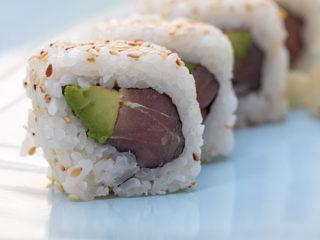California tuna Ima Sushi dostava