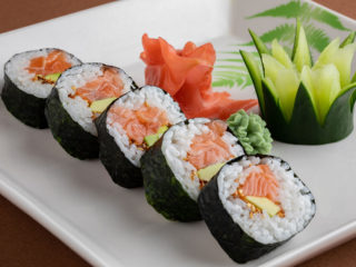 Californication roll Ima Sushi dostava