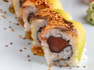 Dragon roll dostava