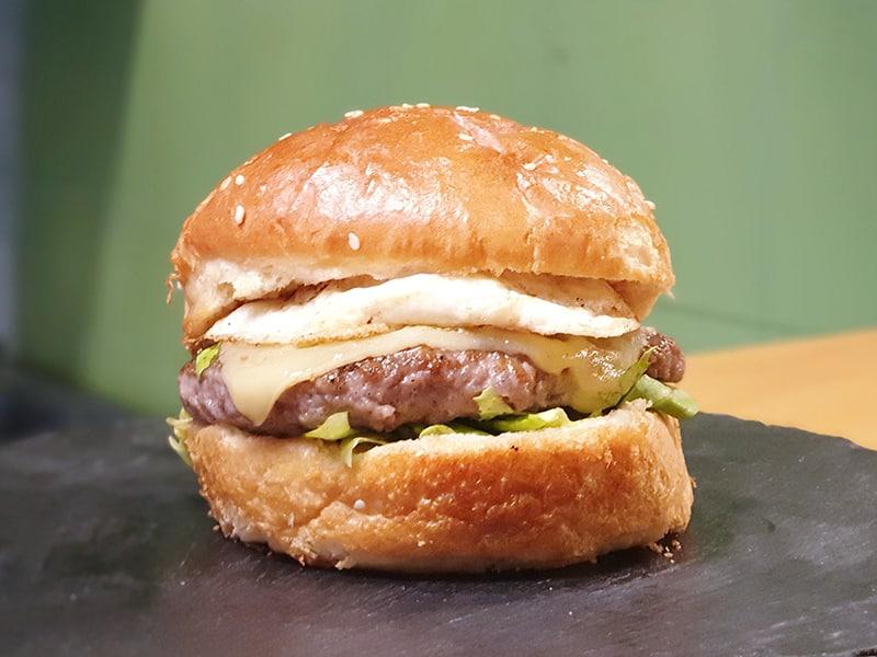 Egg burger dostava