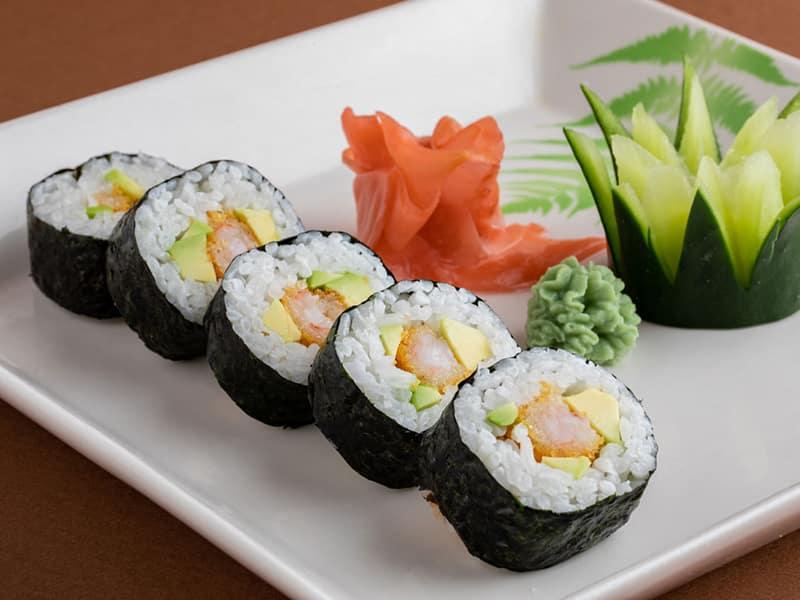 Shrimp roll dostava
