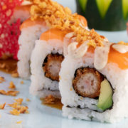 Imasushi roll