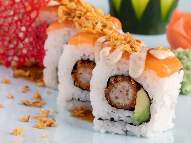 Imasushi roll dostava