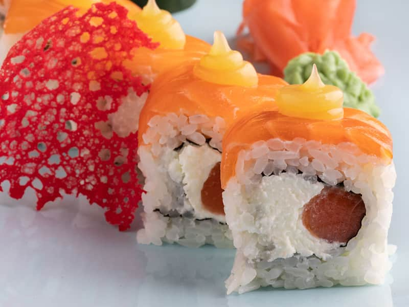 Salmon Philadelphia roll dostava