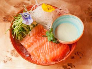 Sashimi losos small Ima Sushi dostava