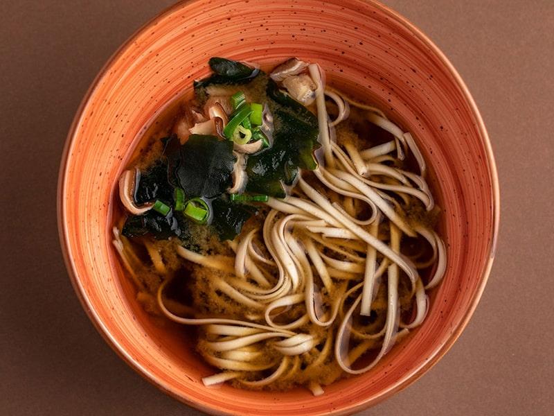 Miso supa sa udon nudlama dostava