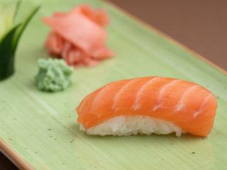 Nigiri salmon dostava