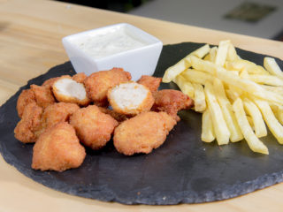 Chicken nuggets 150 gr dostava