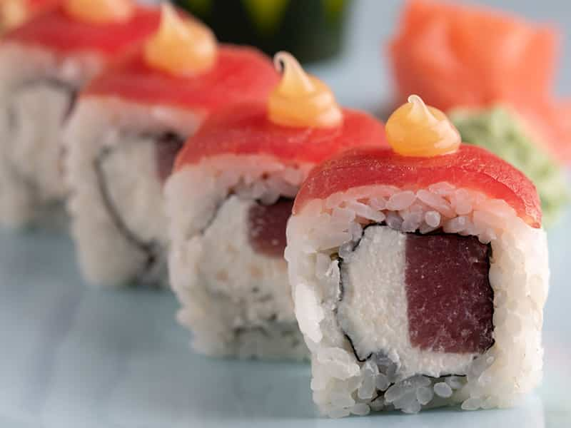 Tuna Philadelphia roll dostava