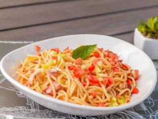 Amatriciana pasta delivery