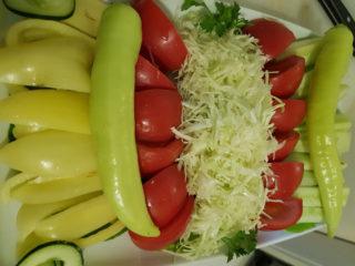 Bašta salata Restoran Tema dostava