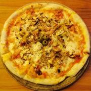 Bayarese pizza
