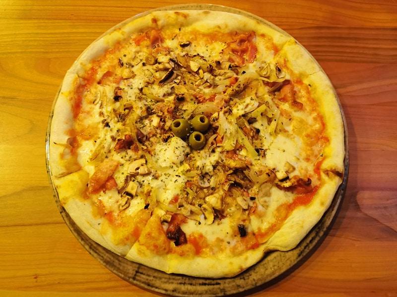 Bayarese pica dostava