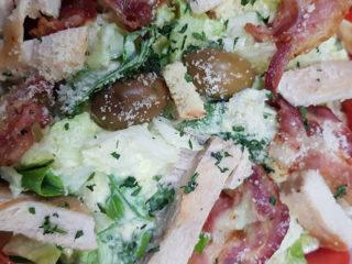 Caesar salad Restoran Tema delivery