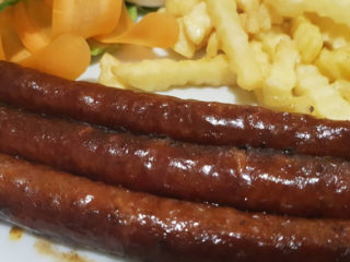 Homemade sausage Tema delivery