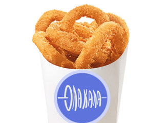 Onion rings delivery