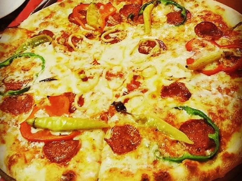Pikante pica dostava