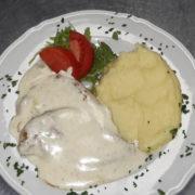 Piletina u gorgonzola sosu