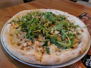 Pollo e gorgonzola pica dostava
