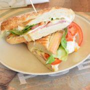 Ham sandwich classic
