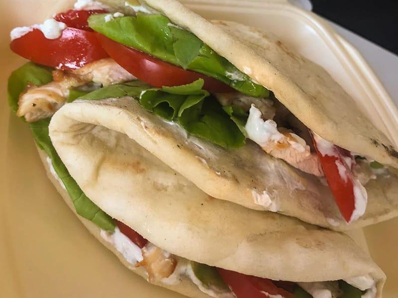 Tortilja Haus sendvič dostava
