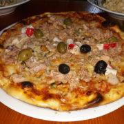 Extra Opera pizza