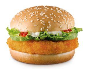 Vege burger delivery