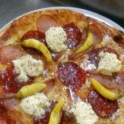 Šumadija pica