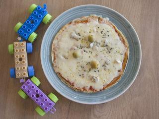 Dečja slana pizza Panuša palačinke dostava