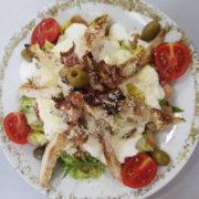 Cezar obrok salata