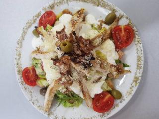 Cezar obrok salata Giros Borko dostava