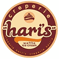 Hari's Creperie food delivery