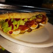 Krabin sendvič