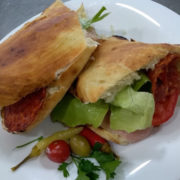Leonardo sandwich