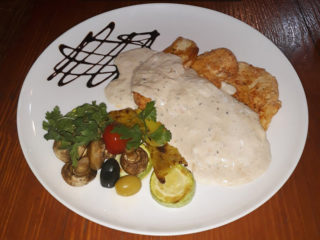 Chicken fillet in gorgonzola dostava