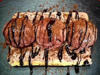 Choko mocho waffle delivery