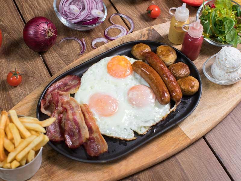 Lav Gastro&Bar doručak dostava