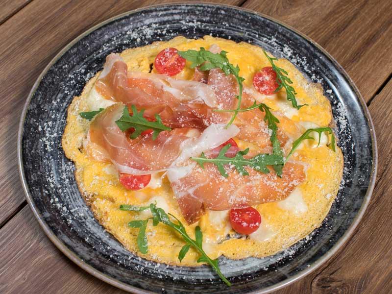 Italijanski omlet dostava