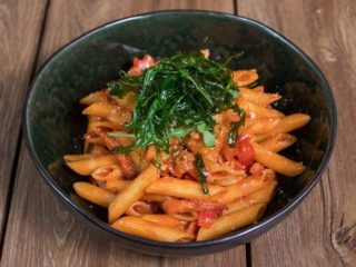 Penne Amatriciana Lav Gastro Bar delivery