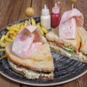 Pileći sendvič
