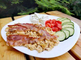 Keto jaja sa sirom Protein Global Novi Beograd dostava